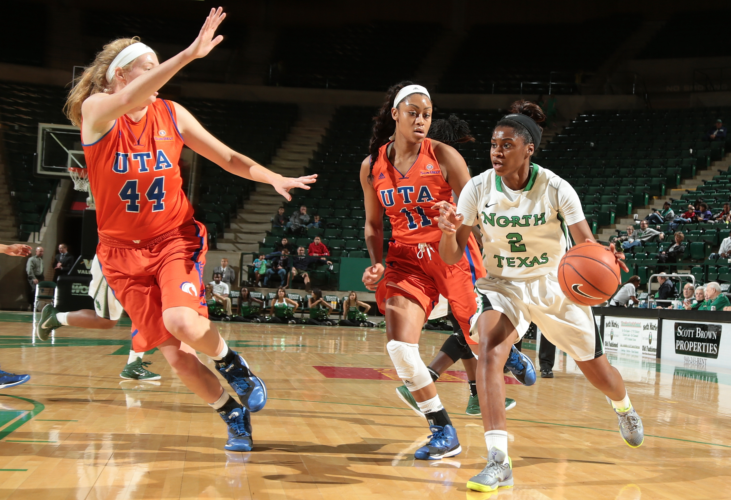 wholesale dealer b963c a0e0e Women's Basketball Ousted by UT Arlington - University of ...