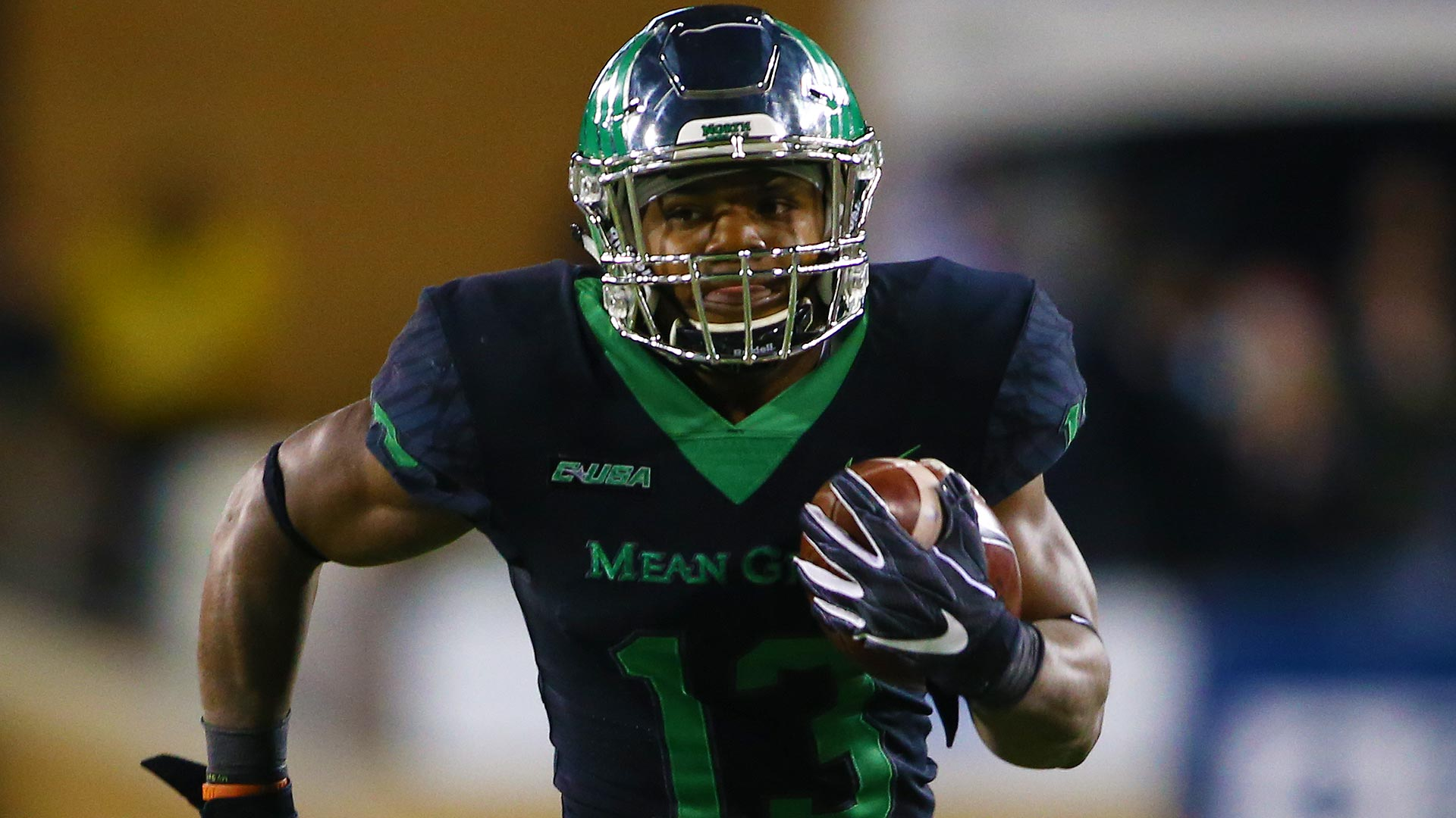 quality design 1f61a 2e5e5 Mean Green Top FAU In Thriller, 41-38 - University of North ...
