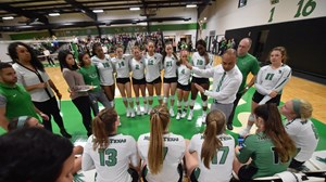 North Texas Mean Green Volleyball vs  Golden HurricanesNorth Texas Mean Green Volleyball vs  Golden Hurricanes