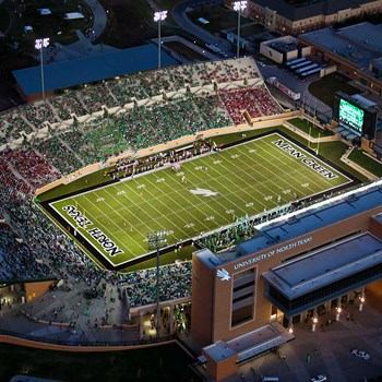 Facilities University Of North Texas Athletics