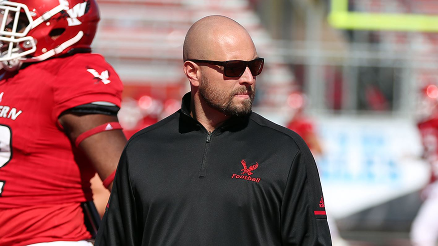 Reeder Named Mean Green Offensive Coordinator - University of North ... 45a4a0a9cc