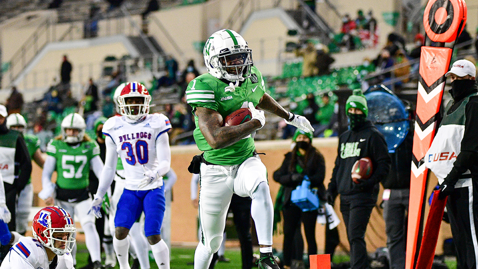 Darden Cements Legacy But Unt Drops Game University Of North Texas Athletics